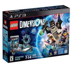 WARNER HOME VIDEO GAMES Lego Dimensions Starter Pack - PS3