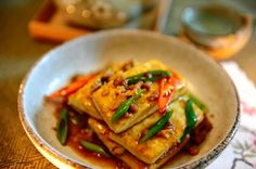 肉末燒豆腐食譜、作法 | 婷媽咪 Sweet Time的多多開伙食譜分享