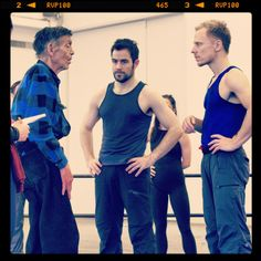A Day in the Life with Paul Taylor Dance Companys Michael Trusnovec