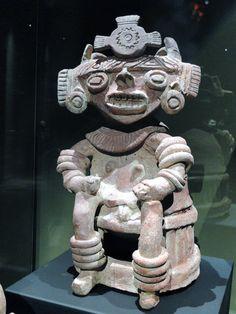 Cidade do México - Museu de antropologia