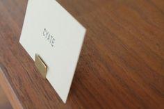 ブラスカードスタンド - ONLINE SHOP『CYATE』チャテ | オリジナル無垢雑貨家具・interior goods Price Signs, Shanghai, Signage, Brass, Billboard, Copper, Signs, Rice