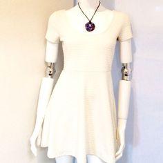 Forever 21 Mini White Dress