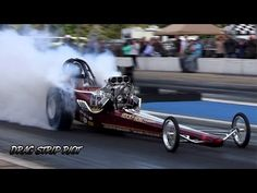 2015 Hunnert Car Heads Up Drags Front Engine Dragster Nostalgia Drag Racing Videos - YouTube