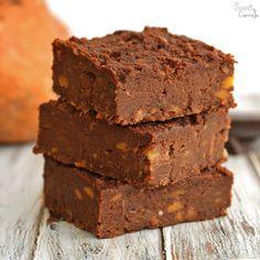 Sweet Potato Brownies – Brownies de Camote