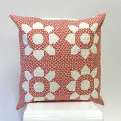 Christmas in July ~ Red & White « modafabrics. This is Mini Blossom by Joanna Figueroa of Fig Tree & Co.