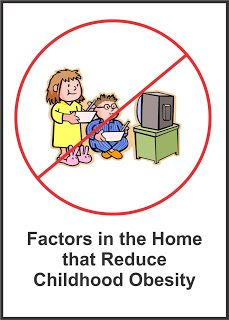 Your Therapy Source - www.YourTherapySource.com: Factors in the Home that Reduce Childhood Obesity