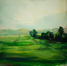 Edward B. Landscape Art, Landscape Paintings, Art Paintings, Impressionist, Painting Inspiration, Abstract Art, Scenery, Artsy, Watercolor