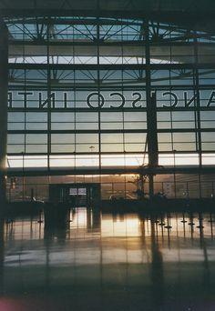 San Francisco International Airport, San Francisco, California, USA