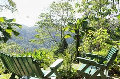 Seclusion and adventure can be had at a sprawling eco resort in a Costa Rican rain forest.