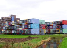 G.O.A : The Cultural Exchange: Student Housing Spaceboxes at the University of…