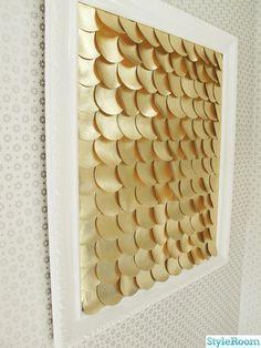Casa Montada: 4 Maneiras de Fazer Textura Paetê