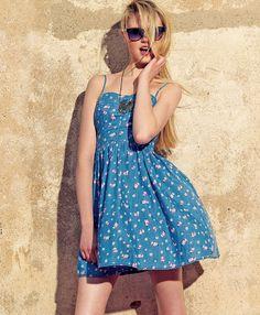 Tendencias en vestidos by Bershka