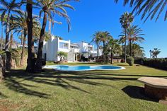Beach front villa Ancon Playa - Marbella - Holiday rentals
