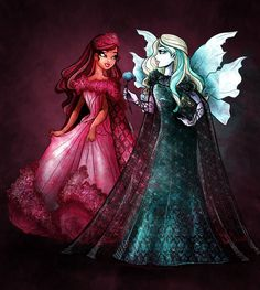 I walked with you Once Upon A Dream by FreshPlinfa-Ivy.deviantart.com on @DeviantArt