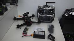 Eachine EC250 FPV Racing Quadcopter Unboxing Review