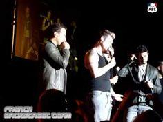 Backstreet Boys IAWLT Tour Talking+Body Shake
