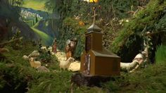 Europe's larges indoor Nativity scene - Vörs The arrangement of a Nativity scene in Vörs is a living tradition dating back more than half a century. The first crib in the Roman Catholic church in the. Roman Catholic, Budapest, Nativity, Bugs, Scene, Painting, Art, Art Background, The Nativity