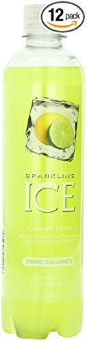 Sparkling ICE Spring Water, Lemon Lime, 17-Ounce Bottles (Pack of 24) *** To view further for this item, visit the image link.