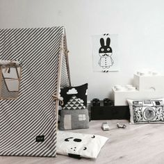 ❤️❤️ the boo and the boy: eclectic kids' rooms