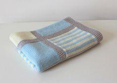 "Baby blanket ""Noah"" Knitting pattern by Le Petit Mouton | Knitting Patterns | LoveKnitting"