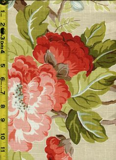 img9713 from LotsOFabric.com! A soft and traditional floral pattern. Order swatches online or shop the Fabric Shack Home Decor collection in Waynesville, Ohio. #drapery #upholstery #bedding #pillow #interiordesign #homedecor #inspo #lifestyle #designer #fabric