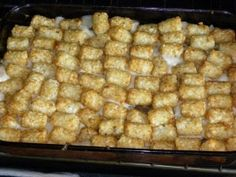 Tater Tot Casserole – Quick and Healthy Dinner Recipes