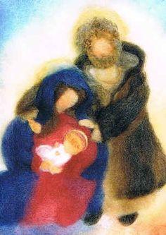 Franziska Sertori-Kopp - Heilige Familie