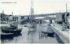 Puente de la Barca. Pontevedra