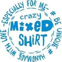 Vektordatei Mixshirt