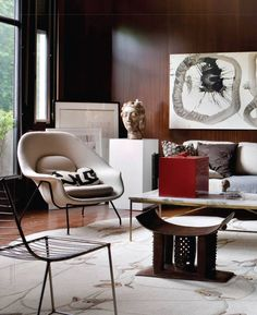 63 best homage to the saarinen womb chair images sofa chair womb rh pinterest com