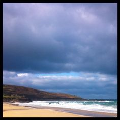 Looking across Porthmeor, past Man's Head - St Ives.