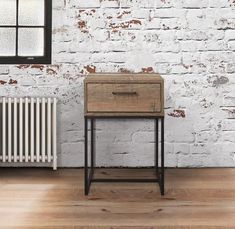 Part of the Urban Wooden Bedroom Furniture Collection, the effortlessly stylish Urban 1 Drawer Narrow Bedside Table is the perfect bedside addition to any compact bedroom. With a narrow structure and a flexible aesthetic, the Urban 1 Drawer Narrow Beds Cube Side Table, Side Table With Storage, Narrow Bedside Cabinets, Wooden Bedroom, Bedroom Furniture, Bedroom Decor, Furniture Packages, Urban Rustic, Dressing Table Mirror