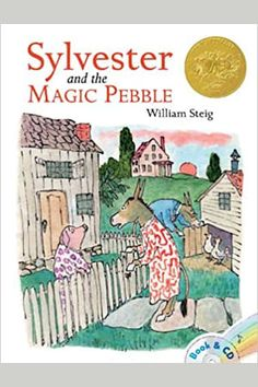 Simon & Schuster Sylvester and the Magic Pebble Free Kids Books, Online Books For Kids, Best Children Books, Books Online, Childrens Books, Make Way For Ducklings, Award Winning Books, Stories For Kids, Paperback Books