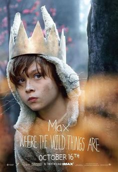 Where The Wild Things Are + 2009 + Spike Jonze
