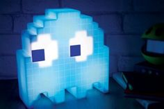 Paladone Pac-Man Ghost Light - OMGCoolGadgets.com