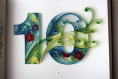 Numbers | Quilling Tips