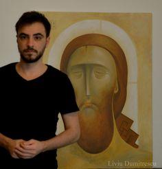 Jesus Chris - Contemporary Religious Art