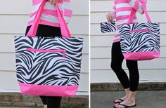 Summer Time Everywhere Tote - 7 Styles Available! White Plum, Summer Time, Diaper Bag, Gym Bag, Bags, Style, Fashion, Handbags, Swag