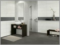 Anthrazit Bad Mit Mosaik Badezimmer Schwarz Weis Mosaik    Http://homeaccesoriesideas.com · Home DesignHtmlBeigeDiy ...