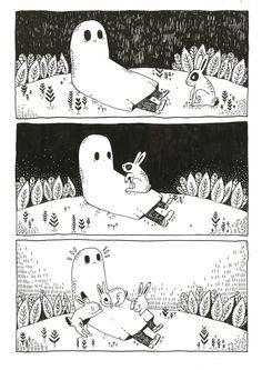 Sad Ghost Club - by lize.m