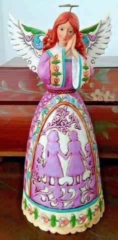 "JIM SHORE 10"" MY FRIEND MY CONFIDANT MY SISTER FIGURINE HEARTWOOD CREEK 4026870 | Collectibles, Decorative Collectibles, Decorative Collectible Brands | eBay!"