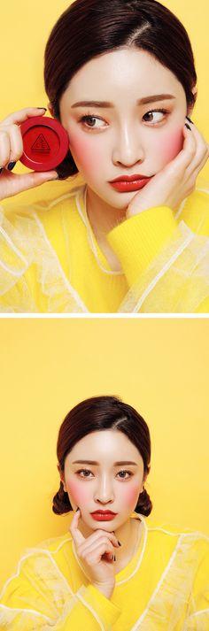 3CE RED RECIPE FACE BLUSH #ALLURING   STYLENANDA   韓國NO.1女裝網購臺灣官網。