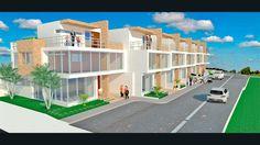 Conjunto Residencial PEXSOT FARB Arquitectos, constructora e Inmobiliaria en Loja, Ecuador