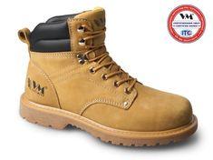 bfde105f3f8 Kotníková pracovní obuv - farmářka - celokožená. Cena 1299Kč.