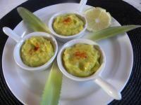 Guacamole à l'ananas
