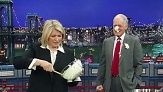 """Martha's """"Late Show"""""""