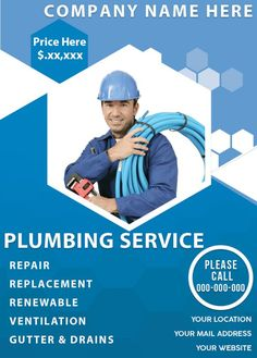 Free Plumbing Flyers To Skyrocket Your Business