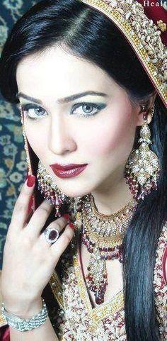 Authentic Pakistani Bride!!!