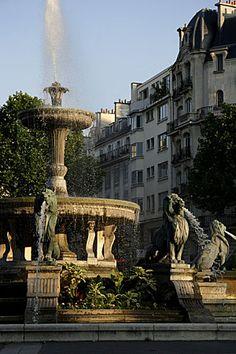 Place Felix Eboué, Paris XII