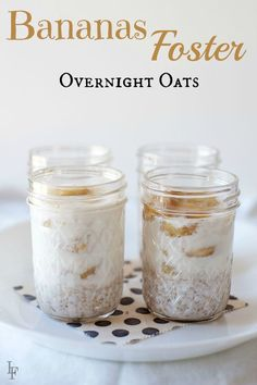 ... oats on Pinterest | Overnight Oats, Overnight Oatmeal and Chia Seeds
